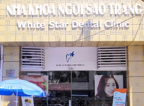 nha khoa ngôi sao trắng nha khoa trồng răng implant tốt nhất