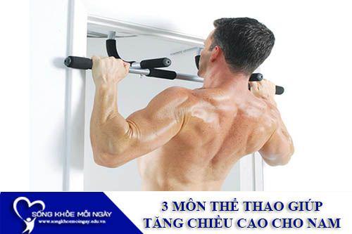 3 Môn Thể Thao Giúp Tăng Chiều Cao Cho Nam Giới