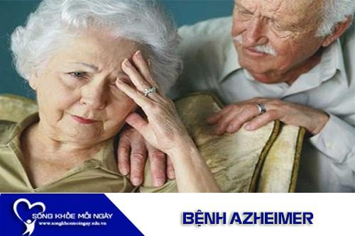 Tìm Hiểu Bệnh Azheimer Với Các Triệu Chứng Ban Đầu