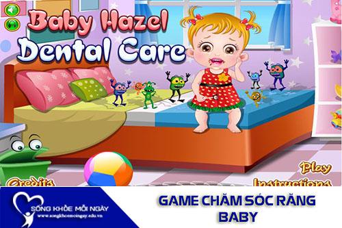Game Chữa Răng Cho Hazel
