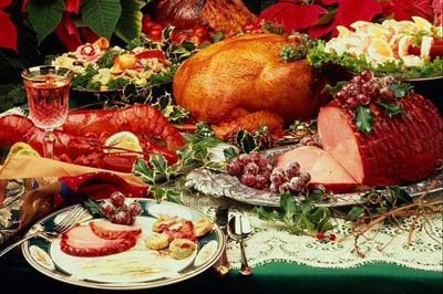 Món ăn giúp bạn tăng cân trong mùa giáng sinh