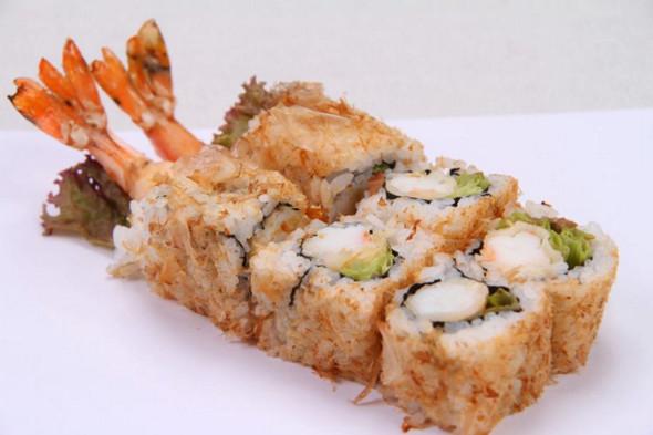 Cách làm cơm cuộn Sushi