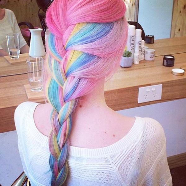 12 xu hướng nhuộm tóc đẹp 2016