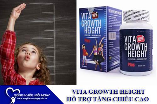 VITA GROWTH HEIGHT - TPCN Hỗ Trợ Phát Triển Chiều Cao