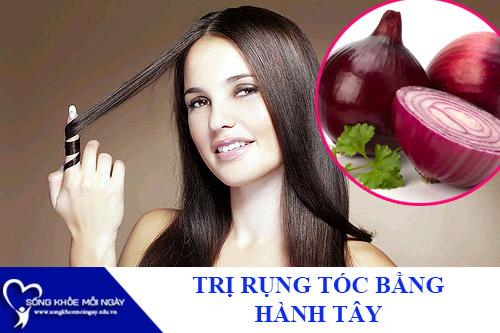 4 Cách điều trị rụng tóc bằng củ hành tây hiệu quả nhất